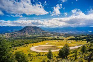 Najam Automobila Coyhaique, Čile