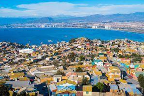 Najam Automobila La Serena, Čile