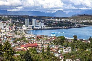 Najam Automobila Puerto Montt, Čile