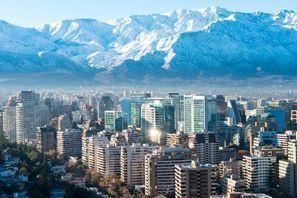Najam Automobila Santiago, Čile