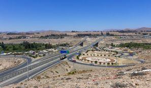 Najam Automobila Vallenar, Čile