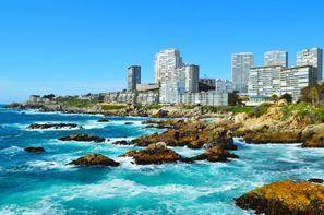 Najam Automobila Vina Del Mar, Čile