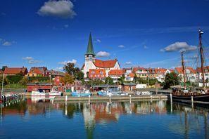 Najam Automobila Bornholm, Danska