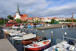 Najam Automobila Ronne, Danska