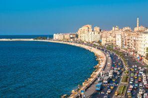 Najam Automobila Alexandria, Egipt