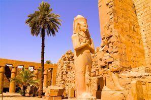Najam Automobila Luxor, Egipt