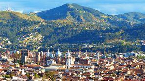 Najam Automobila Cuenca, Ekvador