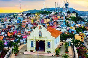 Najam Automobila Guayaquil, Ekvador