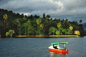 Najam Automobila Pacific Harbour, Fidži
