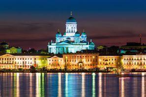 Najam Automobila Helsinki, Finska