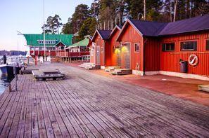 Najam Automobila Maarianhamina, Finska