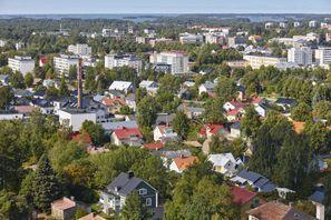 Najam Automobila Rauma, Finska