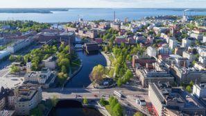 Najam Automobila Tampere, Finska