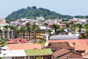 Najam Automobila Cayenne, Francuska Gvajana
