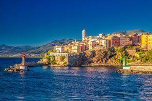 Najam Automobila Bastia, Francuska - Korzika