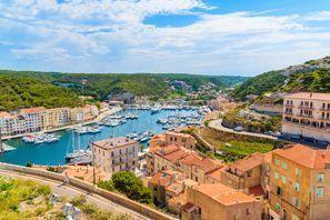 Najam Automobila Bonifacio, Francuska - Korzika
