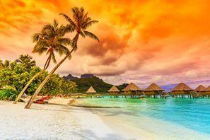 Najam Automobila Bora Bora, Francuska Polinezija