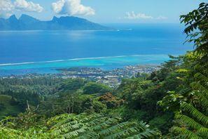 Najam Automobila Moorea Island, Francuska Polinezija