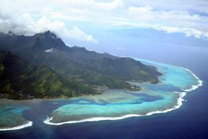 Najam Automobila Tahiti Island, Francuska Polinezija