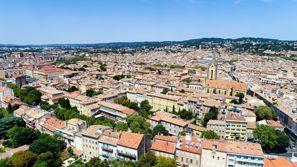 Najam Automobila Aix-en-Provence, Francuska