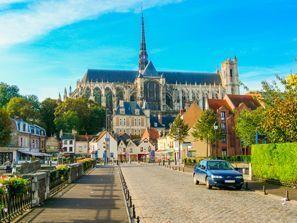 Najam Automobila Amiens, Francuska