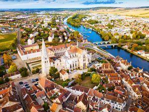 Najam Automobila Auxerre, Francuska