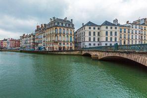 Najam Automobila Bayonne, Francuska