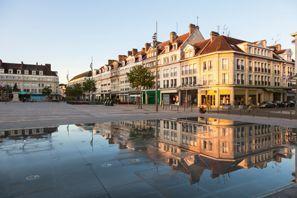 Najam Automobila Beauvais, Francuska