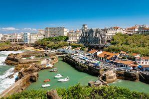 Najam Automobila Biarritz, Francuska