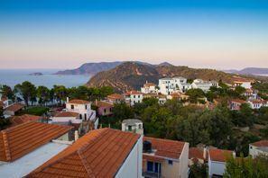 Najam Automobila Alonisos, Grčka