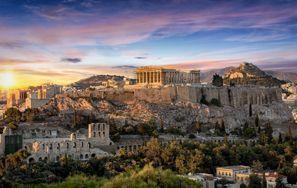 Najam Automobila Atina, Grčka