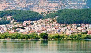 Najam Automobila Ioannina, Grčka