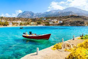 Najam Automobila Krit, Grčka