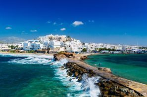 Najam Automobila Naxos, Grčka