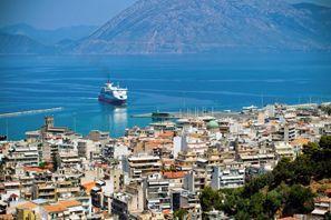 Najam Automobila Patra, Grčka