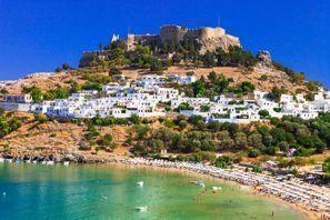 Najam Automobila Rodos, Grčka