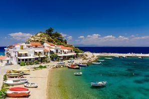 Najam Automobila Samos, Grčka