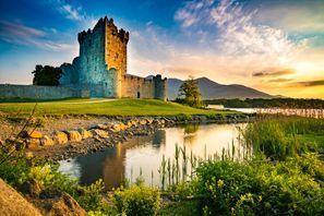Najam Automobila Killarney, Irska