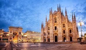 Najam Automobila Milano, Italija