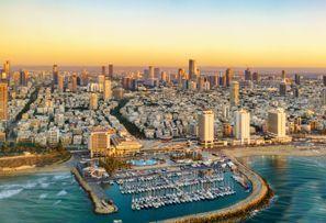 Najam Automobila Tel Aviv, Izrael