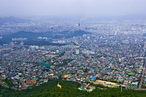 Najam Automobila Daegu, Južna Koreja