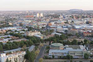 Najam Automobila Bloemfontein, Južnoafrička Republika