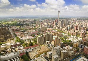 Najam Automobila Braamfontein, Južnoafrička Republika