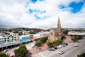 Najam Automobila Grahamstown, Južnoafrička Republika