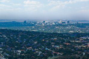 Najam Automobila Kramerville, Južnoafrička Republika