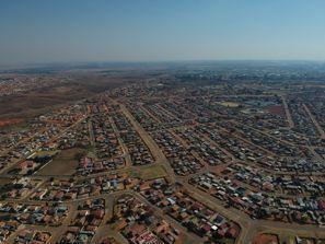 Najam Automobila Krugersdorp, Južnoafrička Republika