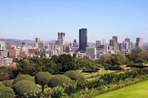 Najam Automobila Megawatt Park, Južnoafrička Republika