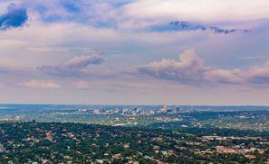 Najam Automobila Mogale City, Južnoafrička Republika