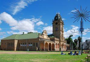 Najam Automobila Mthatha, Južnoafrička Republika