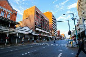 Najam Automobila Pietermaritzburg, Južnoafrička Republika
